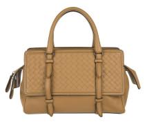 Tasche - Monaco Bag Camel Nero