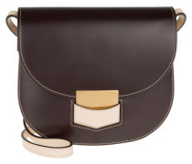Tasche - Small Trotteur Crossbody Bicolor Burgundy/Powder