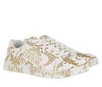 Sneakers Linea Fondo Sneaker White Gold