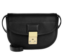Umhängetasche Pashli Mini Saddle Belt Bag Black