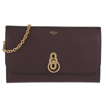 Umhängetasche Clutch Bag Oxblood