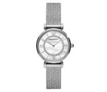 Uhr Ladies Watch Silver