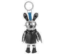 Kleinleder - Rabbit Charm Silver-Colored