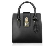 Tasche - Medium Padlock Handbag Black