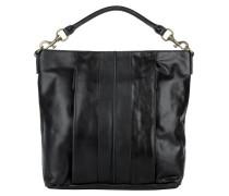 Tasche - Fenja Glossy Metallic Black