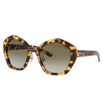 Sonnenbrille 0PR 08XS Medium Havana