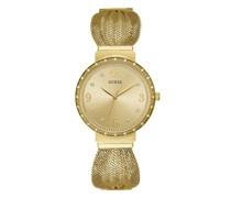 Uhr Women Quartz Watch Chiffon