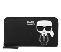 Portemonnaie Ikonik Cont Zip Wallet