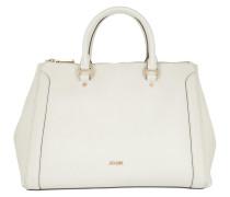 Maia Handbag Medium Offwhite Tote