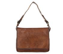 Bandoliera Handbag Embroided Handle Satchel