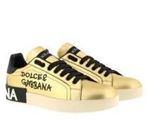Sneakers Portofino Gold