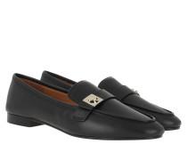 Schuhe Catroux Turnlock Loafers Black