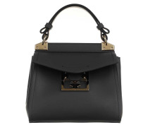 Satchel Bag Mini Mystic Leather Black