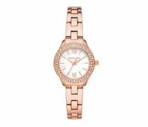 Uhr Liliane Three-Hand Stainless Steel Watch