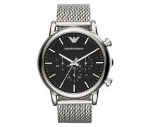 Uhr Watch Dress AR1808 Silver
