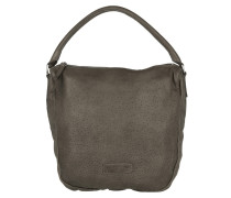 Tasche - Sanjo Hobo Bag Crane Grey