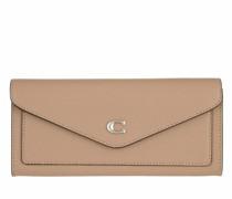 Portemonnaie Crossgrain Leather Wyn Soft Wallet