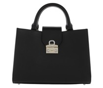 Tote Mina Handle Bag Black