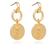 Ohrringe Luminary Statement Loop Earrings