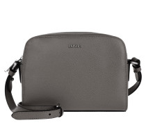 Cloe Shoulder Bag Small Dark Grey