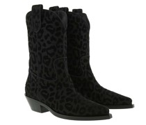 Boots Texano Nero