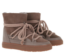Boots Sneaker Classic Taupe