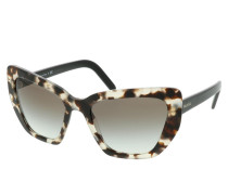 Sonnenbrille 0PR 08VS UAO0A7 Woman Sunglasses Catwalk Spotted Brown