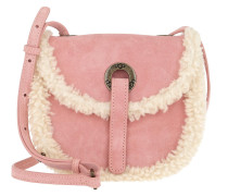 Umhängetasche Heritage Crossbody Bag Suede LA Sunset