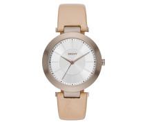 Armbanduhr - Stanhope Round Big Watch Tan
