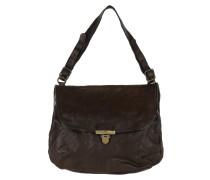 Tracolla Grande Vachette Shoulder Bag Moro