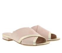 Sandalen Sandal Flat Nude
