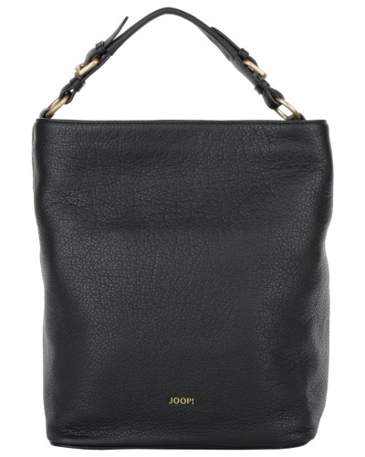 joop damen joop tasche mina hobo bag large black in schwarz umh ngetasche f r damen 30. Black Bedroom Furniture Sets. Home Design Ideas
