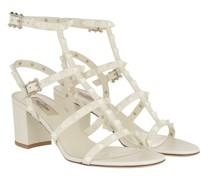 Sandalen & Sandaletten Rockstud Sandal Leather