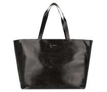 Tasche - Elea Large Shopper Fratturato Black