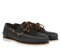 Boots & Stiefeletten Classic Boat Amherst 2 Eye Shoe