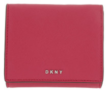 Bryant Park Trifold Carryall Wallet Cerise