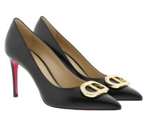 Pumps Dee Leather Pump Nero
