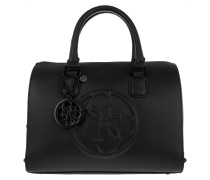 Tasche - Korry Box Satchel Black