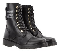 Boots & Stiefeletten Joe Smooth Cowskin Side Print