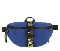 Gürteltasche Logo Tapes Belt Bag One Pocket Bluette