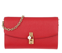 Dolce Clutch Dauphine Red