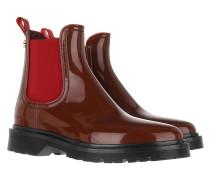 Boots Block Chelsea Boot Borgonha