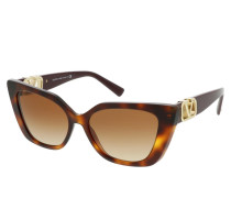 Sonnenbrille Women Sunglasses Allure 0VA4073 Havana