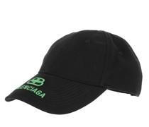 Caps Logo Cap Black/Green
