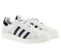 Superstar Boost PK Sneakers Offwhite/Black Sneakerss