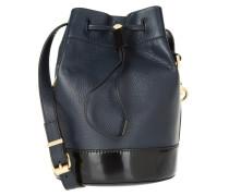 Tasche - Small Bucket Bike Bag Navy Blue