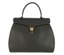 Satchel Bag Marvin Handle Leather