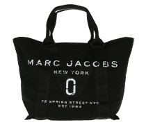 Logo Tote Bag Black