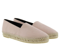 Paris Tiger Espadrilles Faded Pink