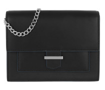 Phila-M Shoulder Bag Black Pochette schwarz